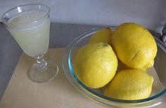Luscious Bites: Home made – Lemonade