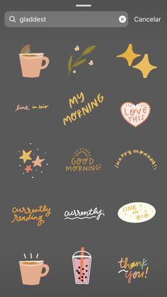 Instagram Emoji, Iphone Instagram, Instagram Snap, Instagram And Snapchat, Snapchat Logo, Snapchat Stickers, Creative Instagram Stories, Instagram Story Ideas, Instagram Editing Apps