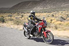 Ensaio - Honda CRF1000L África Twin