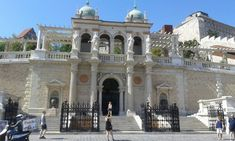 Budapest, Mansions, House Styles, Home Decor, Decoration Home, Manor Houses, Room Decor, Villas, Mansion