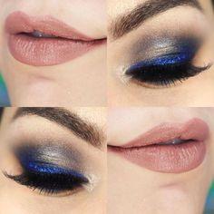 10 maquiagens do Teen Choice Awards 2015 Makeup Tips, Beauty Makeup, Hair Makeup, Makeup Ideas, Lucy Hale Makeup, Maybelline, Teen Choice Awards 2017, Blue Eyeshadow Looks, Hot Nails