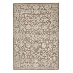 Traditional Wool Rug - 5 11 x8 11