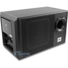 JBL MS-Bass Pro SQ (MS-BassProSQ) All-in-one Powered, High-end Subwoofer Enclosure Bass System with Built-in Amplifier