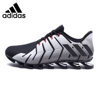 adidas Men's SpringBlade Running Shoes - Size: 10, Black/electricity #adidas  #Mens #SpringBlade #Running #Shoes #Size: #Black_electricity   Pinterest    ...