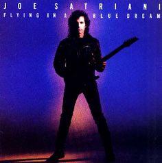 Flying in a Blue Dream by Joe Satriani (1989)