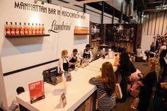 Lambrini at The Manhattan Bar Clothes Show Live 2014