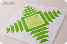 Inside Out Pineapple Block   Craftsy