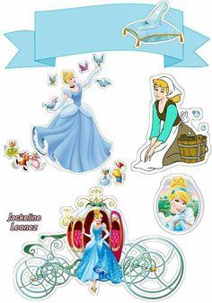 Cinderela 2019 Disney Princess Birthday, Cinderella Birthday, Cinderella Crafts, Art Disney, Disney Crafts, Cartoon Clip, Disney Princess Pictures, Princesa Disney, Art Corner