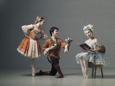 Lucire » The Royal New Zealand Ballet's Coppélia expertly executed at every level