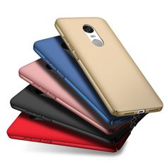 Bakeey Ultra Thin Hard PC Silky Protective Case For Xiaomi Redmi Note 4X/Redmi Note 4 Global Edition