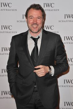 Sebastian Koch Photos Photos - Actor Sebastian Koch arrives to attend the private dinner reception for the IWC Launch of the Portofino watch range at the SIHH International fine watch makers exhibition on January 18, 2011 in Geneva, Switzerland. - IWC Schaffhausen: An Evening In Portofino