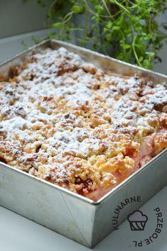 Snack Recipes, Dessert Recipes, Rhubarb Recipes, Dessert Drinks, Pumpkin Cheesecake, Pavlova, Food And Drink, Menu, Sweets