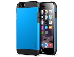 Rock Bottom Cases - iPhone 6 Dual-layer Protective Case - Blue, 15.31$ (http://www.rockbottomcases.com/iphone-6-dual-layer-protective-case-blue/)