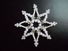 beaded star                                                                                                                                                                                 Mehr