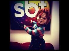 A Maldição de Chucky (The Curse Of Chucky Prank)   Pegadinha INÉDITA   Programa Silvio Santos
