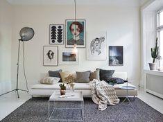 Source: Stadshem Den her bolig har en meget anderledes indretning end hvad, der normalt fanger...