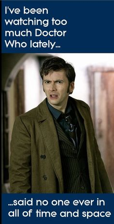 Doctor who funny