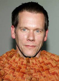 Bacon outfit @ I love Kevin Bacon! @ Oh, Kevin...Bacon!