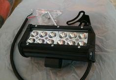 jual lampu tembak led 12 titik -36 watt -bisa utk semua mobil -waterprof -harga satuan,082210151782