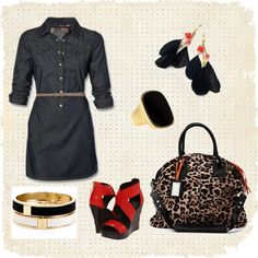 Casual Style, created by katrina862011 on Polyvore