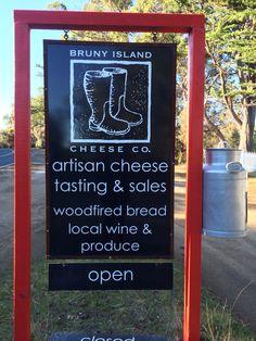 Cheese shop.
