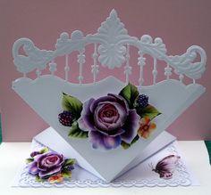 Fancy Fold Cards, Folded Cards, December