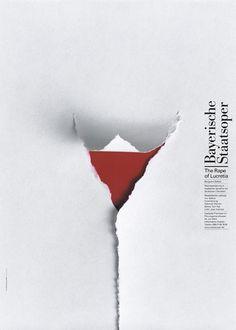 The Rape of Lucretia, Benjamin Britten  Bayerische Staatsoper  design: Pierre Mendell