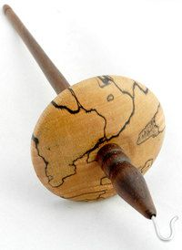 kevin rhodes - spalted beech - 34gm - rounded