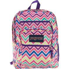 JanSport Big Student Backpack Purple/Pink - Backpacks at Academy Sports