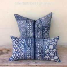 on etsy Garden Day Bed, Magpie, Throw Pillow Covers, Hemp, Decorative Throw Pillows, Ethnic, I Shop, Etsy Seller, Cushion
