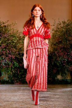 Luisa Beccaria Ready To Wear Fall Winter 2018 Milan