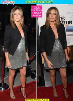 Jennifer Aniston Is Tired of Your Pregnancy Rumors | Lipstick & Politics