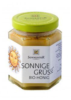 """Verkostung: """"Sonnige Grüße"""" - Sonnenblumen-Blütencremehonig Sunflowers"""