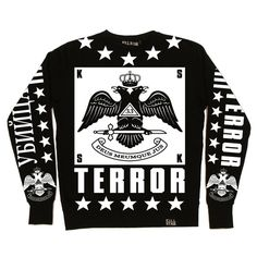 TERROR SWEATSHIRT, Killstar