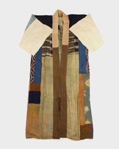 Vintage Kimono(着物): Thin Patchwork