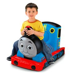 Thomas and Friends Bounce and Ride Musical Thomas