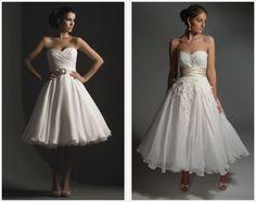the left one?  http://www.weddingdresseslux.com/tea-length-wedding-dresses.html/simple-tea-length-wedding-dresses