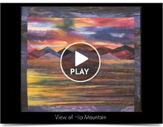Click to play this Smilebox slideshow Mickey Lawler Painted skies art quilts