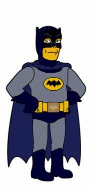 Batman (60's Adam West Version)