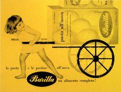 Barilla - Erberto Carboni 1958