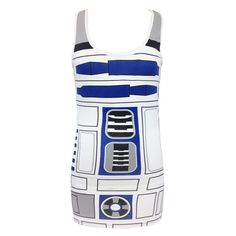 Welovefine:I Am R2D2 Tank