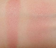 MAC Blush All Day blusher swatch