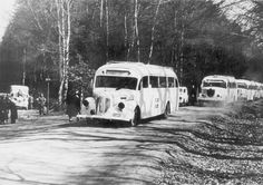 """White Buses"" refers to an operation undertaken by the Swedish Red Cross and the Danish government in the spring of 1945 to rescue concentration camp inmates in areas under Nazi control and transport them to Sweden, a neutral country. Although the operation was initially targeted at saving citizens of Scandinavian countries, it rapidly expanded to include citizens of other countries."
