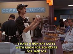 Scrubs midget janitor something also