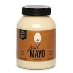 """Hampton Creek Just Mayo Original, recommended by Cook's Illustrated (jan/feb 2017)--""""liked it every bit as much as Hellman's"""""""
