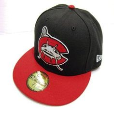 Carolina Mudcats New Era 59Fifty Official On Field Cap
