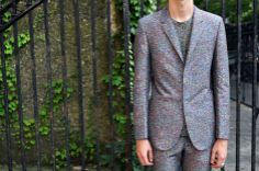 The Dandy Project | A men's fashion and style blog for the modern dandy | LOOKS LIKE REAL GRAPHICS GLITCHING