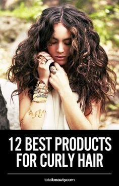 20 Best Curly Hair Products for a Flawless Mane In a sea of styling aids, these 12 products are tops for helping your curly hair look its best — whether you wear it natural or straight Curly Hair Tips, Curly Hair Care, Long Curly Hair, Hair Care Tips, Curly Hair Styles, Natural Hair Styles, Curly Girl, Natural Curls, Style Curly Hair
