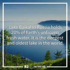 Interesting Earth Fact