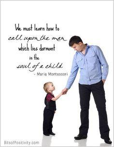 'Call upon the Man' Montessori Word Art Freebie Montessori Theory, What Is Montessori, Montessori Education, Montessori Toddler, Montessori Activities, Primary Education, Family Activities, Teacher Images, Teacher Quotes